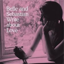 BELLE AND SEBASTIAN - WRITE ABOUT LOVE USED - VERY GOOD CD