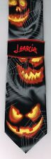 "SUPER RARE Jerry Garcia NEW ""Demon"" Halloween Tie Necktie NWT Fall Holiday #55"