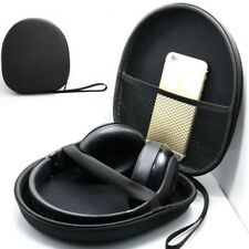 Hard Shell Carry Headphone Headset Earphone Case Bag Pouch Collector Pouch Box