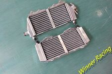 high performance aluminum alloy radiator FIT Kawasaki KX125 /KX 125 2006-2007