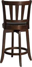 Hillsdale Furniture Presque Isle Swivel Counter Stool, Cherry - 4478-827