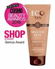 New ECO TAN Organic Winter Skin Best Gradual Tan Natural Vegan OFFICIAL STOCKIST