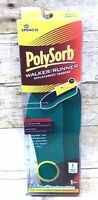 Spenco PolySorb Walker Runner Replacement Insoles #0 Fits Women Size 3-4