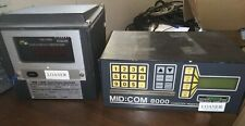 Mid : Com 8000 Electronic Register And Printer Fuel Oil Bio Diesel