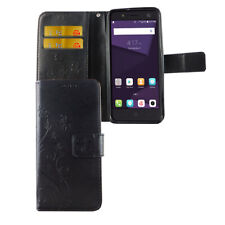 ZTE Blade V8 Lite Case Phone Cover Protective Case Flip Protective Case Black
