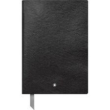 MONTBLANC Fine Stationery Notebook / Notizbuch,#146, Black,liniert/lined, 113294