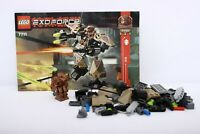 Lego Exo-Force Set 7711-1 Sentry 100% complete + instructions