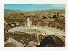 Jerash The Forum Jordan Postcard 500a
