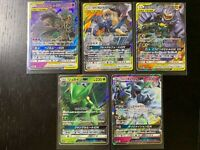70x Cards JP Pokemon Tag All Stars SM12a GX Lot! Refer description for details!
