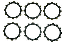 Suzuki GN125 clutch plates, friction plates (1994-2001)