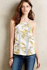 NIP Anthropologie Tallgrass Tank Sz L Size 12 14 Large New Top by Maeve