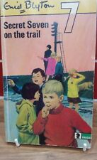 ENID BLYTON 'SECRET SEVEN ON THE TRAIL' 1976 KNIGHT PAPERBACK BOOK