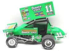 Action Sprint Car 1:24 Steve Kinser #11 Quaker State Die Cast Vintage 1997 LE