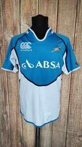 Rare Vintage South Africa Canterbury Rugby 2011/12 Training Jersey Shirt Sz M
