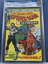 Amazing spider-man 129 cgc 9.6