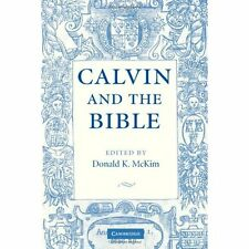 Calvin and the Bible Hardcover Cambridge University Press 9780521838276