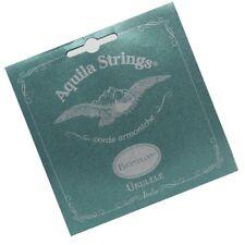 Aquila 63U Bionylon Tenor Ukulele Strings  Set Tenor uke Standard tuning * NEW *