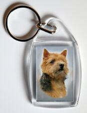 Norwich Terrier Key Ring By Starprint  - Auto combined postage