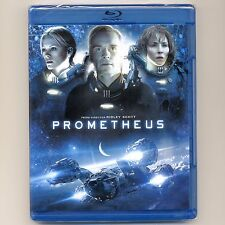 PROMETHEUS 2012 sci-fi horror thriller R suspense movie new Blu-ray Noomi Rapace