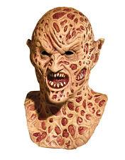 Nightmare on Elm Street Accessoires Costume, Homme Freddy Krueger Démon Full Mask