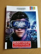 Ready Player One DVD Cover Art ONLY.