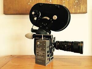 UP8 Bolex H16 Rex5 16mm 8mm conversion Cine Camera