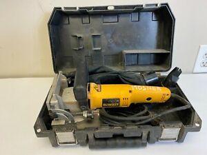 Dewalt Heavy Duty Biscuit Plate Joiner DW682 w/ Case