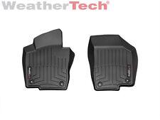 WeatherTech FloorLiner for Volkswagen Passat - 2012-2018 - 1st Row - Black