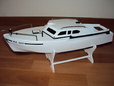 MODEL BOAT DIGITAL PLANS ONLY RC Model Cabin Cruiser AntaresS