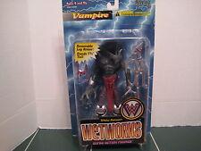 Mcfarlane Vampire Figure Wetworks Removable Leg Armor Ultra Action Figure
