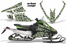 AMR SLED STICKER ARCTIC CAT F SERIES GRAPHIC URBAN CAMO