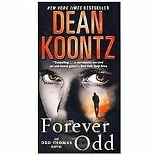 Odd Thomas #2: Forever Odd by Dean Koontz (2012, Mass Market Paperback)