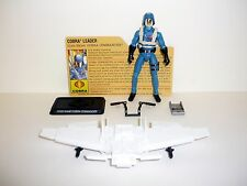 GI JOE COBRA COMMANDER w/CLAW 25th Anniversary Action Figure COMPLETE v36 2008