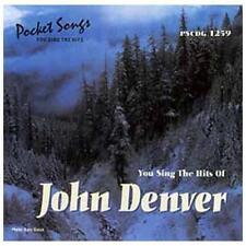Sing The Hits Of John Denver Karaoke