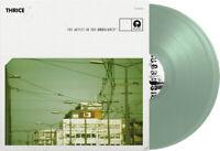 Thrice - Artist In The Ambulance [New Vinyl] Clear Vinyl