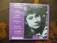 CD MICHELE AUCLAIR -  Radiodiffusion Télévision Française 1958-1967(2013)  NEUF