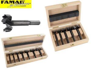 Famag Bormax® 2.0 WS Forstnerbohrer 15 - 55 mm  1622 Set Satz 1622.505 1622.570