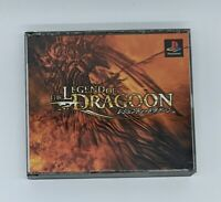 The Legend of Dragoon | PlayStation 1 (PS1) | Japan Import