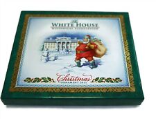 THE WHITE HOUSE HISTORICAL ASSOCIATION Christmas Ornament 2011 Santa Claus