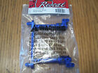 050015B Redcat Racing Rampage MT Blue Aluminum Front or Rear Body Posts Mounts