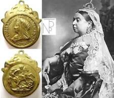 GREAT BRITAIN (Inghilterra) Regina Vittoria-Medal