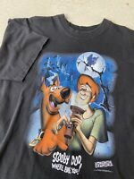 Vintage 1996 Stanley Desantis Cartoon Network Scooby Doo Shirt