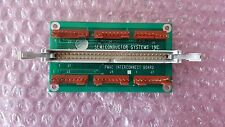 SEMICONDUCTOR SYSTEMS INC. PMAC INTERCONECT BOARD EXCEL DS 94V-0 45-91 09-09353
