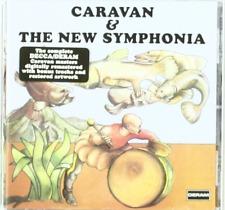Caravan/The New Symphonia-Caravan & The New Symphonia  (UK IMPORT)  CD NEW