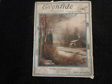 Eventide Reverie by Stanley Berkeley Piano Solo Sheet Music