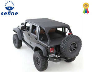 Smittybilt For 97-06 Jeep TJ Mesh Extended Top - 93600