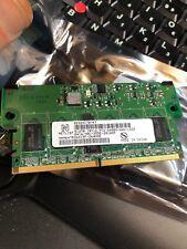 DELL PERC H700 512MB PC2-6400 MEMORY MODULE NETLIST P/N NHN647R26415F-D64NMG