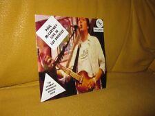 PAUL McCARTNEY Live PROMO CD grammy nominated Amoeba show - hey jude