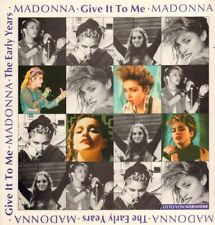 Madonna(Rare Early Vinyl LP)Give It To Me-Receiver-RRLP 144-UK-1991-M/M
