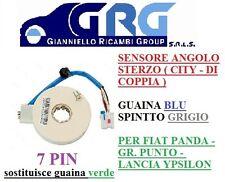 Sensore angolo sterzo Fiat Panda -Gr.Punto - Punto 188 - Y  guaina blu 7 fili